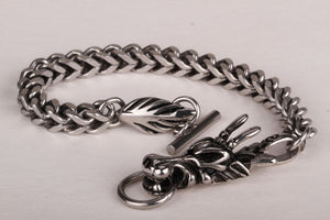 Biker men/women dragon bracelet of very high quality and currently very reasonably priced!
