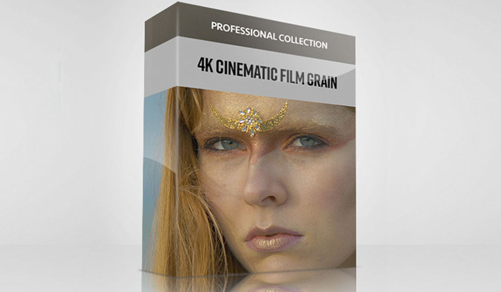 4K Cinematic Film Grain - Professional Collection