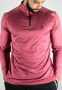 Men's Premium Quarter Zip Sweater
