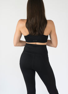 Essence Leggings- Onyx