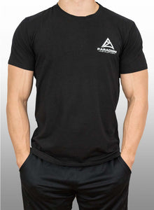 """Athleisure"" Tee- Black"