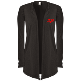Women's Red MS3 Cardigan
