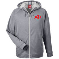 Men's Performance Hooded Jacket by MS3