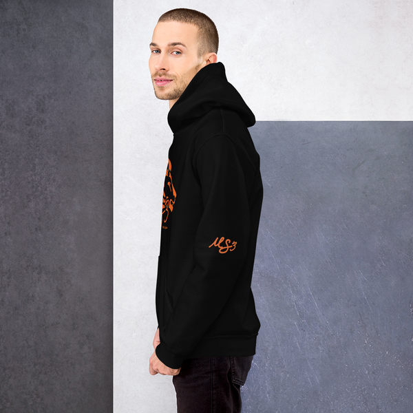The MS3 Lion Unisex Hoodie