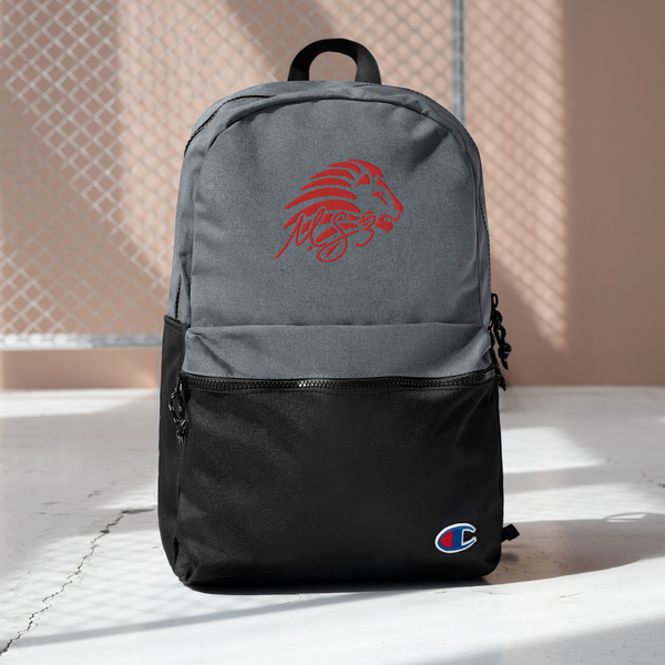 Embroidered Champion MS3 Backpack