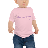 """Be Known"" Toddler Jersey Tee"