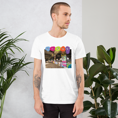 MS3 City Graffiti Tee