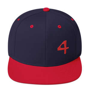 """The 4"" Snapback Hat"