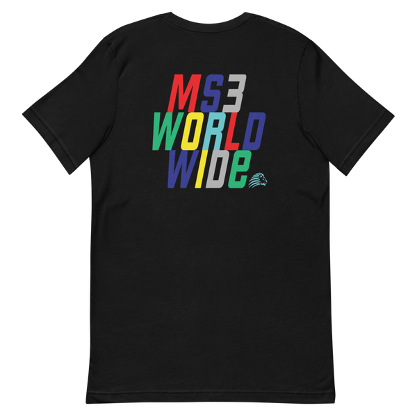 Multi-Color MS3 Tee