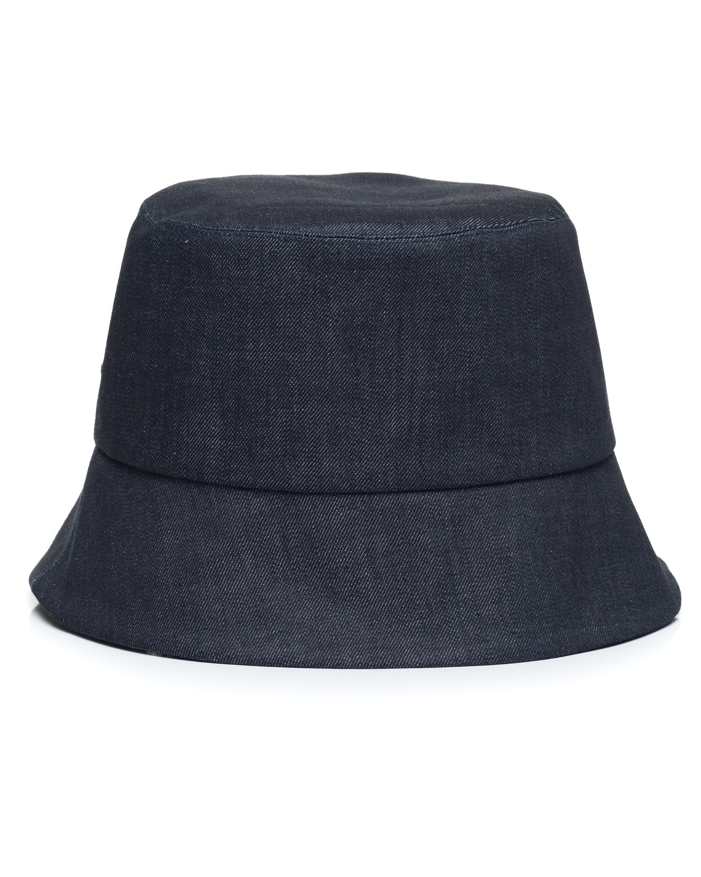 Dark Denim Bucket Hat Front