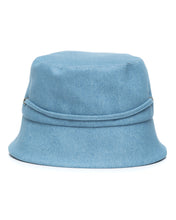 Light Denim Bucket Hat Back