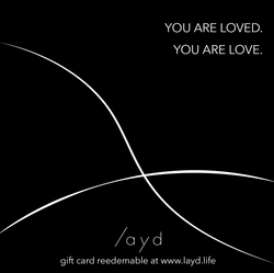 Gift Card image for www.layd.life