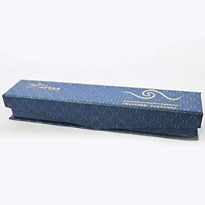 Tsurpu Monastery Grade 1 'Brown' INCENSE STICKS - With Blue Silk Gift Box - Total 100 Sticks - 9GreenBox