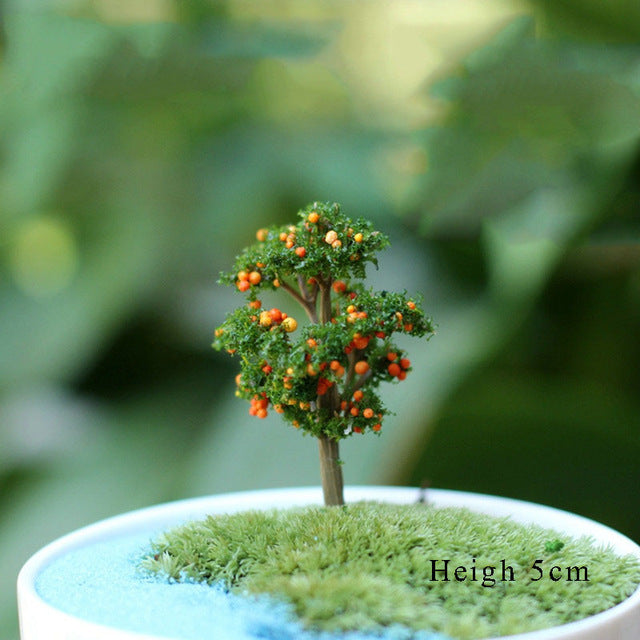 1PC Mini Tree Artificial Garden - 9GreenBox
