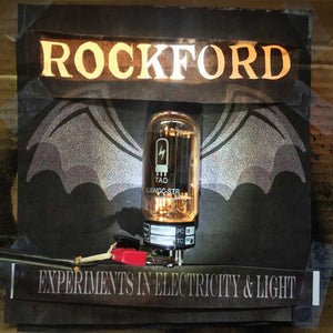 "Rockford ""Experiments In Electricity & Light"" on Compact Disc"
