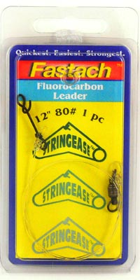 Fastach Fluorocarbon Leaders