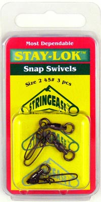 Stay-Lok Snap Swivels