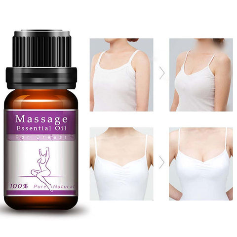 100% Pure Natural Massage Breast Firming Essential Oil