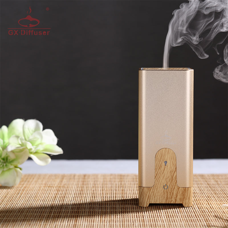 50ml Portable USB Ultrasonic Aromatherapy Essential Oil Diffuser