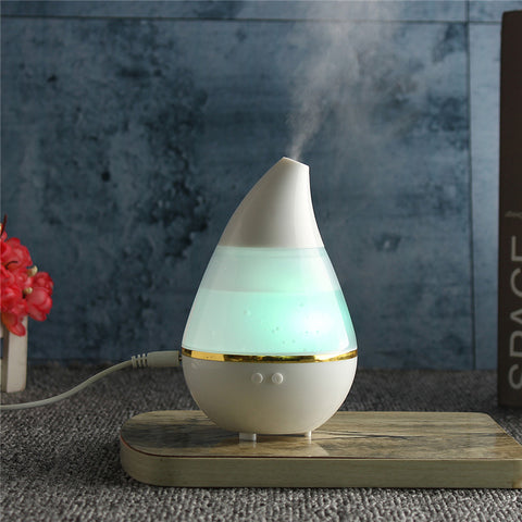 250ml Mind Aligned Ultrasonic Aromatherapy Led Essential Oil Diffuser