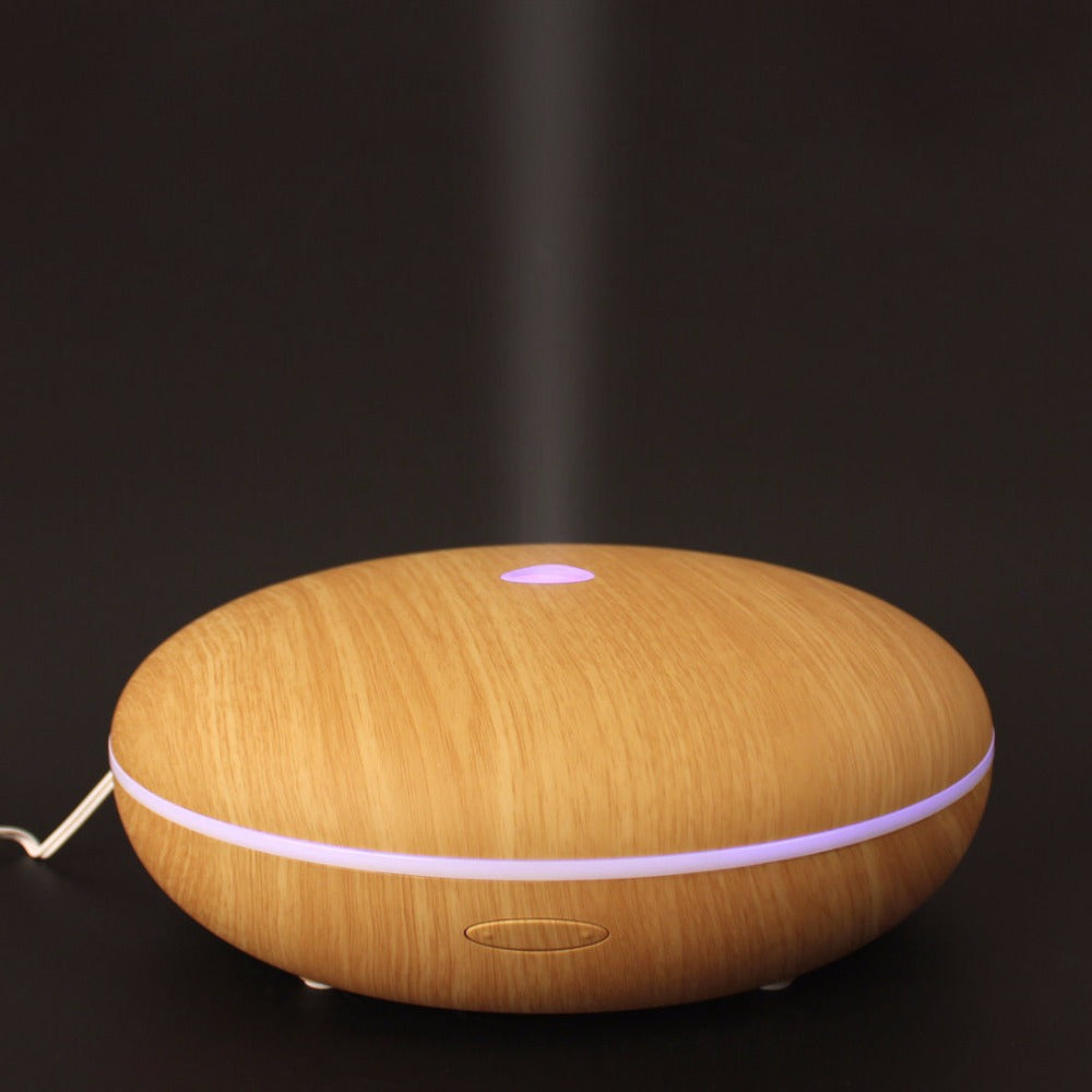 350ml Mind Aligned Ultrasonic Aromatherapy Led Essential Oil Diffuser