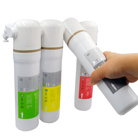 4 Stage KTH Water Filter Replacement Kit