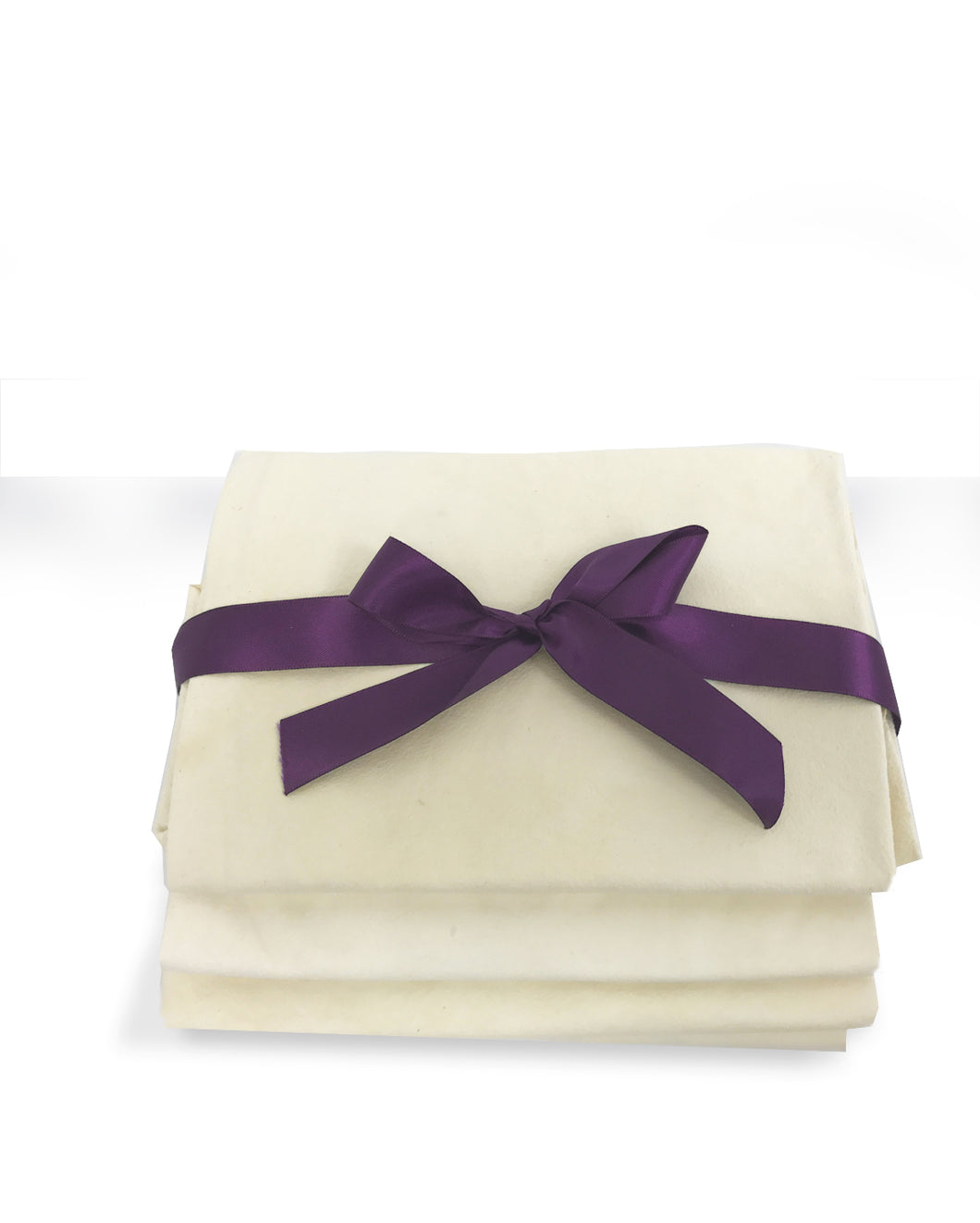 Natural Lambskin Chamois 3-piece Cleaning Cloth Set