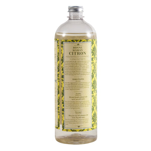 Bonne Maman Citron Concentrated Cleaner Refill Bottle