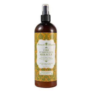 Dusting and Polishing Spray 16oz. Orange Blossom