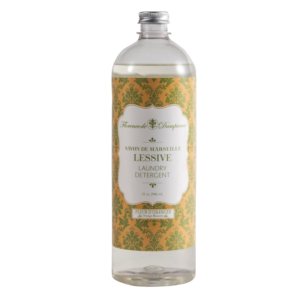 Savon de Marseille 64-Load Liquid Detergent - Orange Blossom