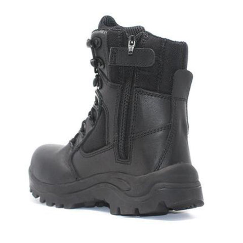 Swat Zipper Boot 6'' Composite Toe EH