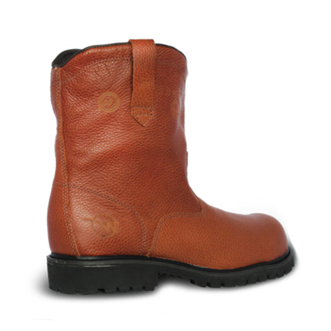 Texan 8'' Composite Toe EH Wellington Work Boot