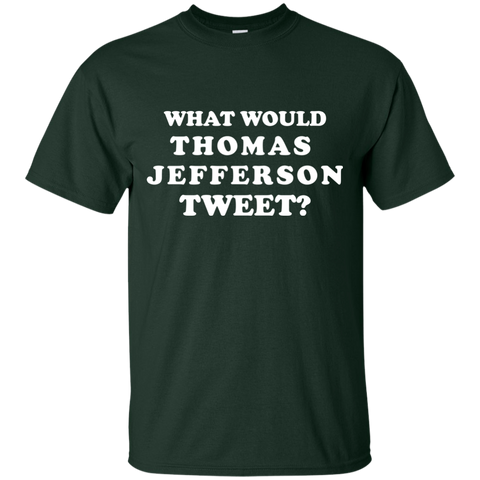 What would Thomas Jefferson TWEET?