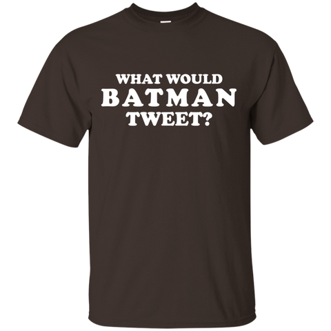 What Would Batman Tweet