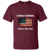 Image of I DON'T KNEEL T-Shirt