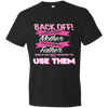 Image of Youth T-Shirt Back Off Or Else!