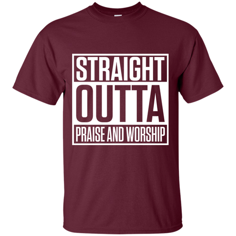 Straight Outta Praise and Worship