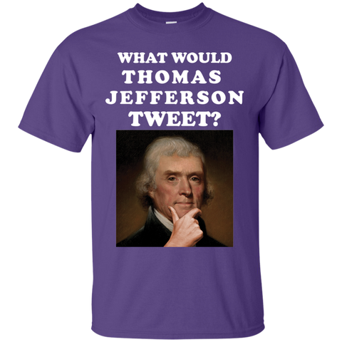 What would Thomas Jefferson Tweet