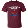 Image of What Would Spiderman Tweet