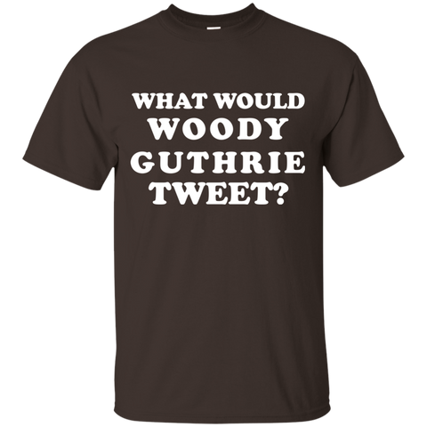 What Would Woody Guthrie Tweet