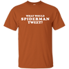 Image of What Would Spiderman TWEET?