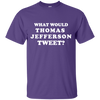 Image of What would Thomas Jefferson TWEET?