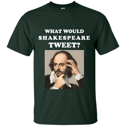 What Would Shakespeare Tweet