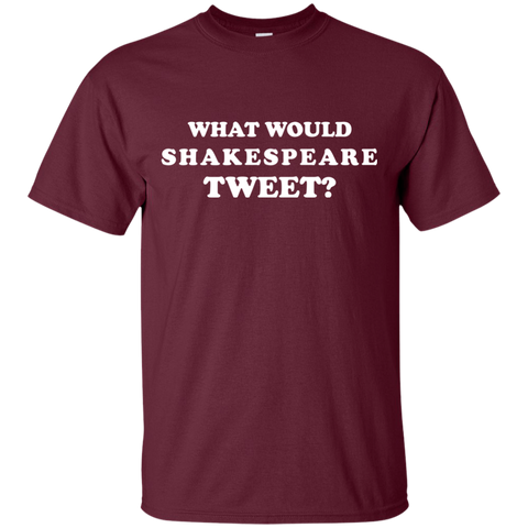 What Would Shakespeare TWEET?