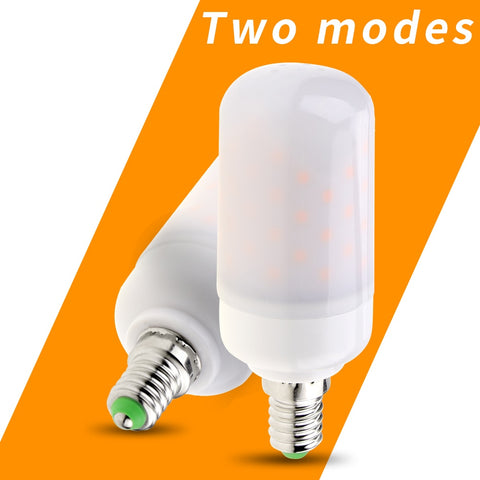 High quality 220V LED Flame Bulbs. Comes with a two-year warranty.