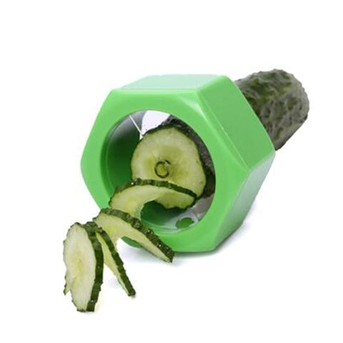 NEW Kitchen Funnel Spiral Slicer