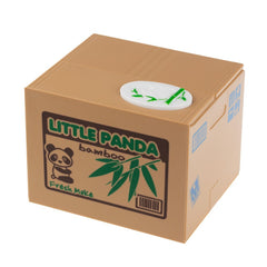 Panda Thief Toy Piggy Bank
