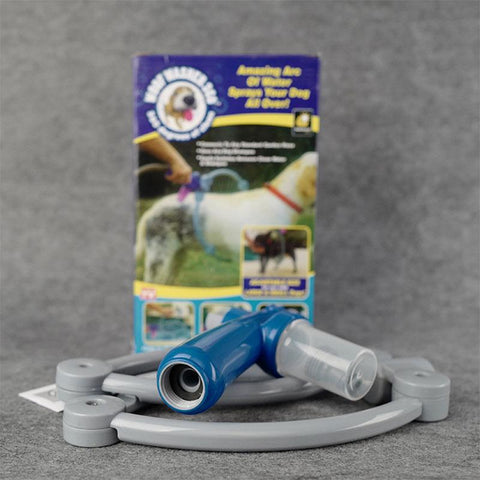 360 Degree Shower Tool Kit For Dogs