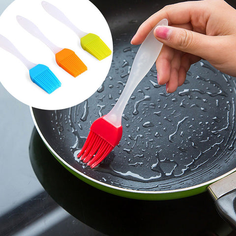 Silicone Pastry Brush For Baking, Cooking and BBQ