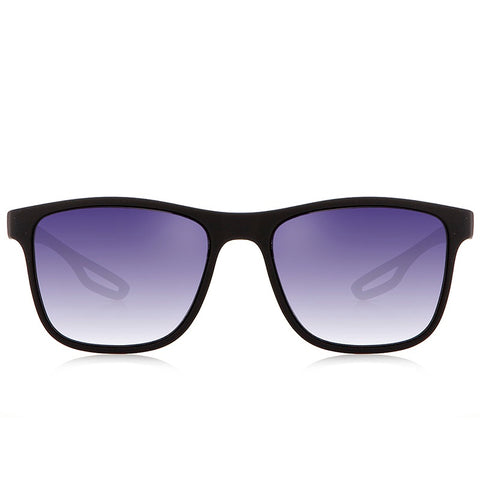 Gradient Black Square Fashion Sun Glasses For Men